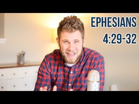 WORDS MATTER | Ephesians 4:29-32 | Living with Hope Podcast - Ep. 23