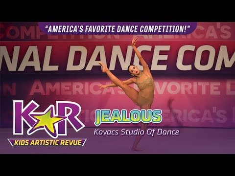 """Jealous"" from Kovacs Studio of Dance"