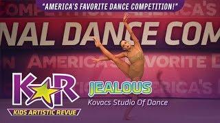 """""""Jealous"""" from Kovacs Studio of Dance"""