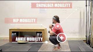 The ONLY Squat Mobility Routine You Need (It Worked For Me)