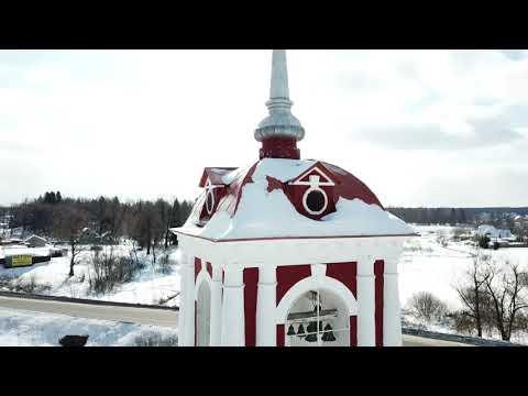 Восстановленные церкви енисейск