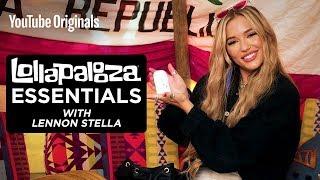Festival Essentials with Lennon Stella
