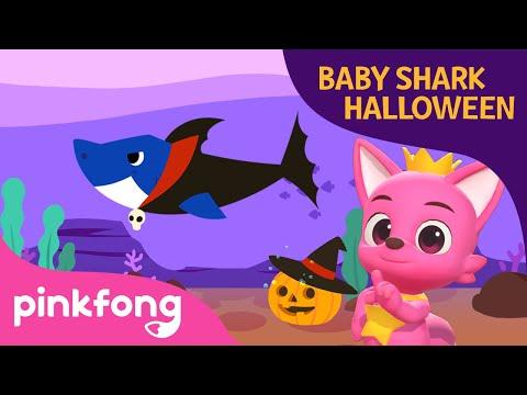 Halloween Sharks Halloween Songs Dance Dance Pinkfong Songs For Children