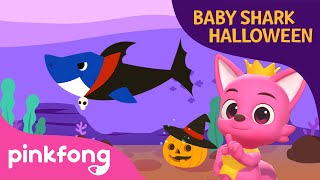 Halloween Sharks | Halloween Songs | Dance Dance | PInkfong Songs for Children