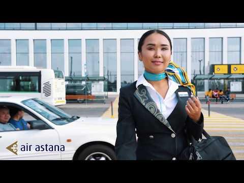 """Фото Рекламное видео для конкурса в рамках компании """"Air Astana"""""""