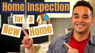 When to do home inspection on new construction