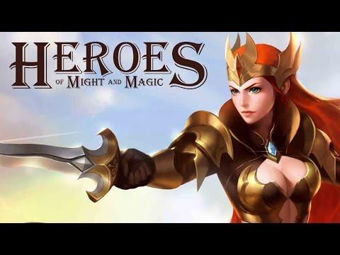 Герой меча и магии 3 hd на андроид