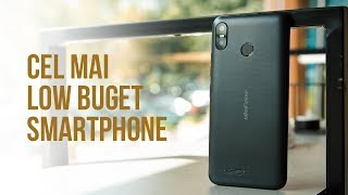 Cel mai ieftin smartphone: Tested! Ulefone S9 Pro (Review în Română)