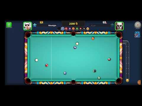 9 Ball Defense using Philippines Cue 001 in 8 Ball Pool by Miniclip