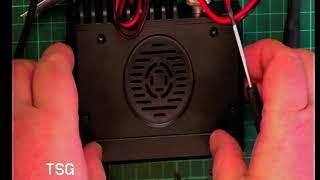 CRT Xenon UK CE MultiNorm CB radio (mobile) - service adjustments
