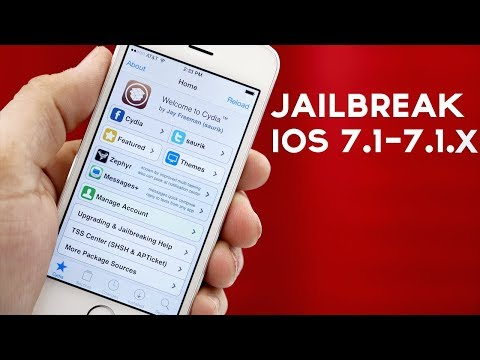 iOS 7.1.1 Jailbreak Gets An Easy Video Tutorial