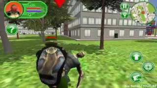 Turtles Ninja Superheroes - New Android Gameplay HD
