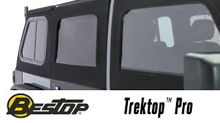 In the Garage™ with Performance Corner®: Bestop Trektop™ Pro