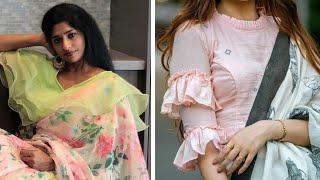Fresh Partywear Blouse Designs || Saree Blouse Patterns