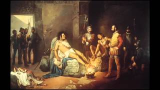 Cuauhtémoc - Execution
