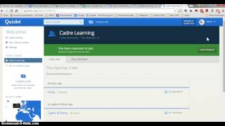 Helping Students Join Your Quizlet Class