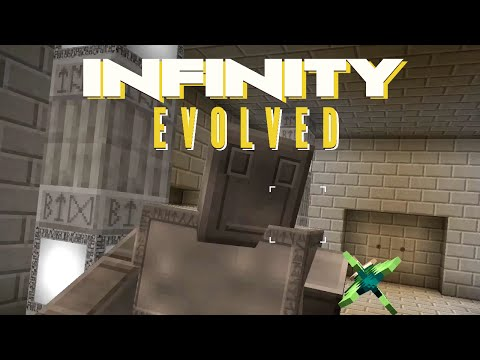 Minecraft Mods FTB Infinity Evolved - RUNIC DUNGEON [E39] (Modded Expert Mode)