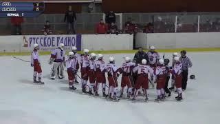 Cумасшедшее побоище русских и словацких хоккеистов. Полная версия