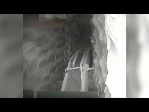 Israel locates Hezbollah tunnel on Lebanon border