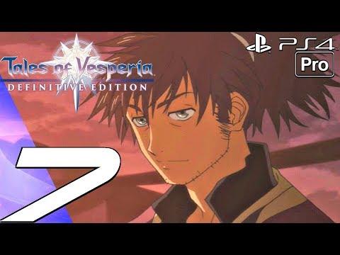 Gameplay de Tales of Vesperia Definitive Edition