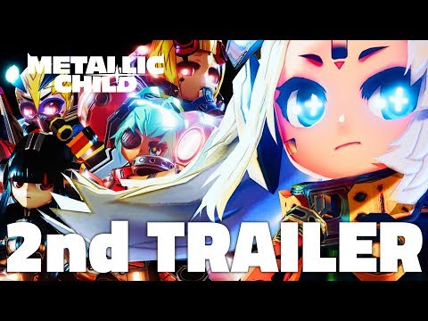 Metallic Child : [Metallic Child] 2nd Trailer
