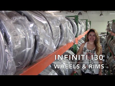 Factory Original Infiniti I30 Wheels & Infiniti I30 Rims – OriginalWheels.com