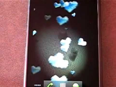 Video of Hearts Live Wallpaper FREE
