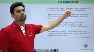 COBOL - File Handling