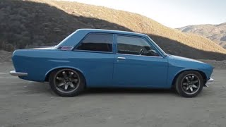 /TUNED - Turbocharged Datsun 510