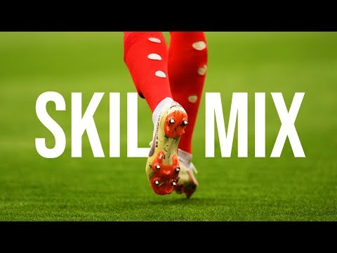 Best Football Skills 2018 - Skill Mix | HD
