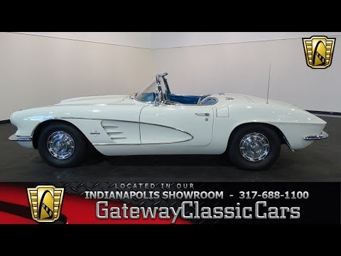Video of '61 Corvette - M6G3