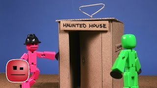 The Spookiest Haunted House Ever...