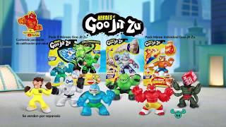 💥 GOO JIT ZU 💥 ¡Poderosos Héroes Viscosos! Trailer