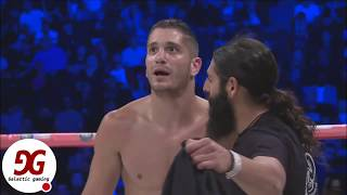 RackaRacka vs Scarce (official boxing match)