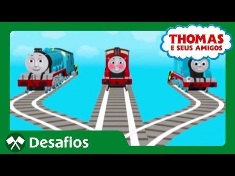 Thomas e Seus Amigos: O que há de errado com as Locomotivas?