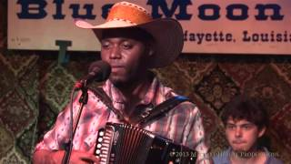 Cedric Watson Live at Blue Moon Saloon