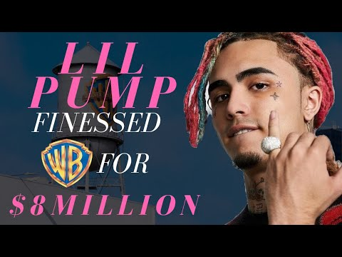 How Lil Pump Finessed Warner Bros for $8,000,000