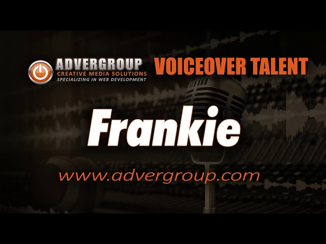 FRANKIE Female VOICE ..