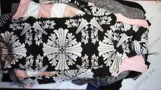 Cream платья осень итал 4пак 12.6кг 13.50€/кг 36шт