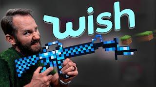 10 Strange Minecraft Products We Found on Wish.com!