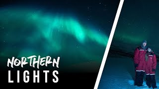 """BEST NORTHERN LIGHTS OF MY LIFE!"" - OUR TOUR GUIDE // Tromsø, Norway"