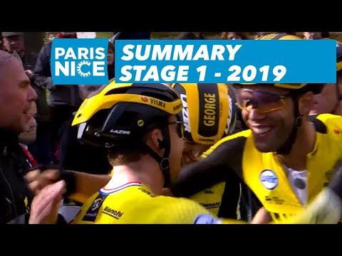 Video | Samenvatting etappe 1 Parijs-Nice