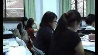 aula de chinês 2
