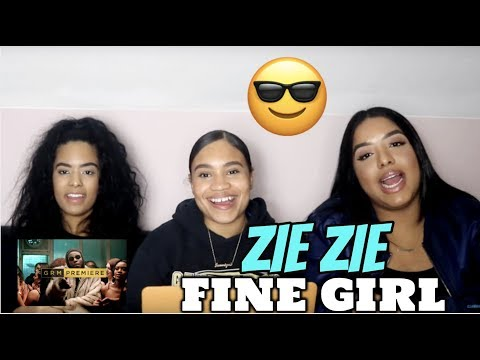 ZieZie - Fine Girl [Music Video] | GRM Daily REACTION/REVIEW
