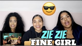 ZieZie   Fine Girl [Music Video] | GRM Daily REACTIONREVIEW
