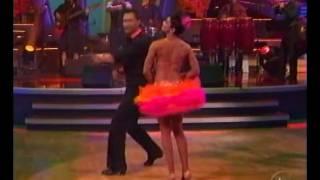 "Tiempo Libre plays ""Tu Conga Bach"" on Dancing With the Stars (Season 9, Week 6)"