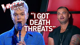 Bullied 'Got Talent' Winner auditions in The Voice | Journey #45