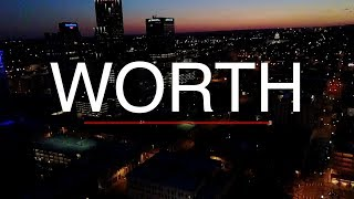 Worth (Lyric Video) -  Anthony Brown & group therAPy