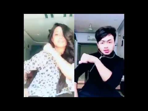 #Naah | Dance video by #BMsings and Awez Darbar | Musical.ly Shoutout | Mr.Anonymous