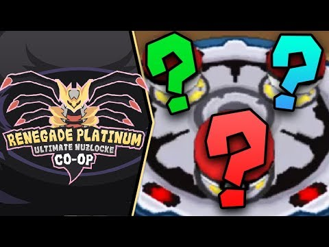 EGGLOCKE OR NUZLOCKE?! | Pokemon Renegade Platinum ULTIMATE NUZLOCKE Co-Op Part 1